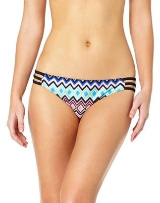 Tahiti Women's Strappy Scoop Bikini Swimsuit Bottom
