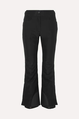 Moncler Flared Ski Pants - Black
