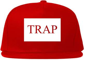e2e77b80 Kings Of NY Trap Hood Dope Cool Box Logo NYC Snapback Hat