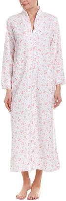 Carole Hochman Long Zip Robe