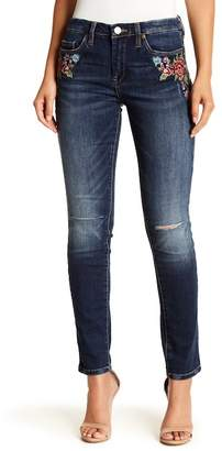 Blank NYC BLANKNYC Denim Embroidered Skinny Jeans