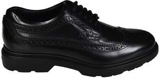 Hogan New Route Lace Up Shoes