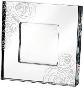 Monique Lhuillier Waterford My Favorite Things Sunday Rose 2 x 2 Frame