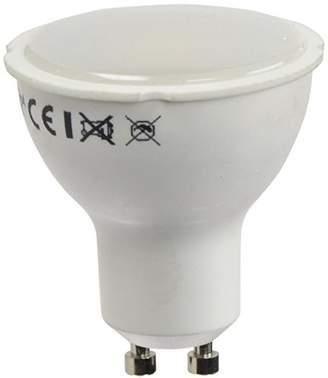 Camilla And Marc A2BC LED Lighting GU10 4000 K LED Bulb, 8 W, White, 5.5 x 5 cm, Pack of 5