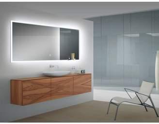 Lighted Impressions Azure LED Bathroom Wall Mirror