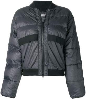 adidas by Stella McCartney full-zipped padded jacket
