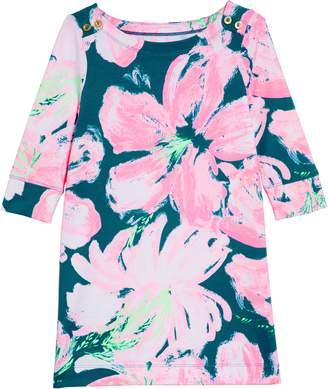 Lilly Pulitzer R) Mini Sophie UPF50+ Shift Dress