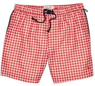 Original Penguin Gingham Volley Trunk