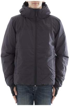 The North Face Blue Polyester Jacket