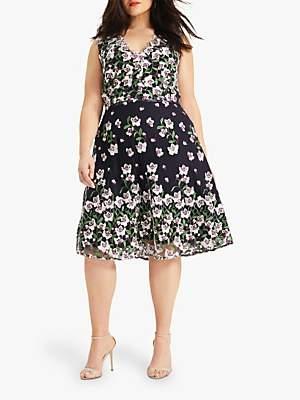 Studio 8 Stephanie Floral Dress, Multi