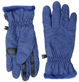 Isotoner Packable Touchscreen Gloves