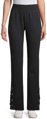ST. JOHN'S BAY SJB ACTIVE Active Slim Fit French Terry Pull-On Pants