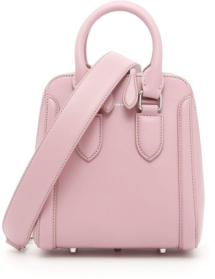 Alexander McQueenSmall Heroine Bag