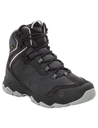 Jack Wolfskin Rock Hunter Texapore MID Women's Waterproof Hiking Boot, US 10.5 D US