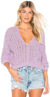 Free People Open Knit Sweater - ShopStyle ee1f37db6