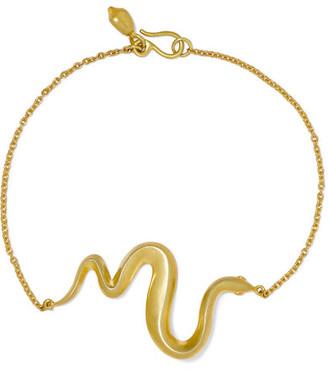 Pippa Small - 18-karat Gold Bracelet - one size $2,320 thestylecure.com