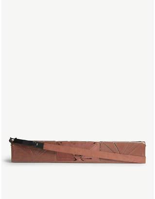 Rick Owens Leather long clutch bag