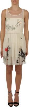 Patrizia Pepe Bustier Tulle Dress