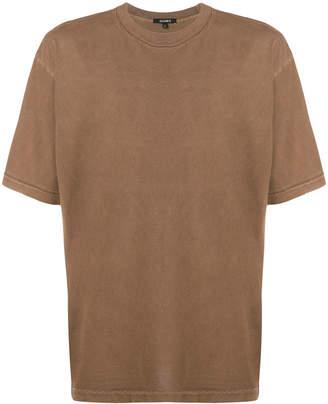 Yeezy round neck T-shirt