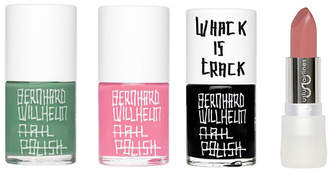 "Uslu Airlines Multicolored Nail Polish/Lipstick Collection ""Pretty Hurts"""