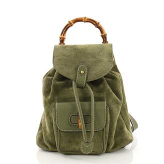 ea1eef76ce0 Gucci Green Women s Backpacks - ShopStyle
