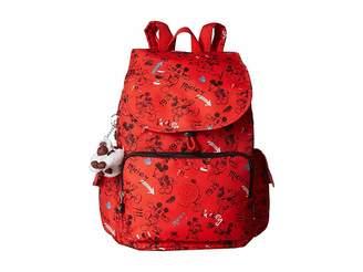 Kipling Disney Mickey Mouse Citypack Backpack