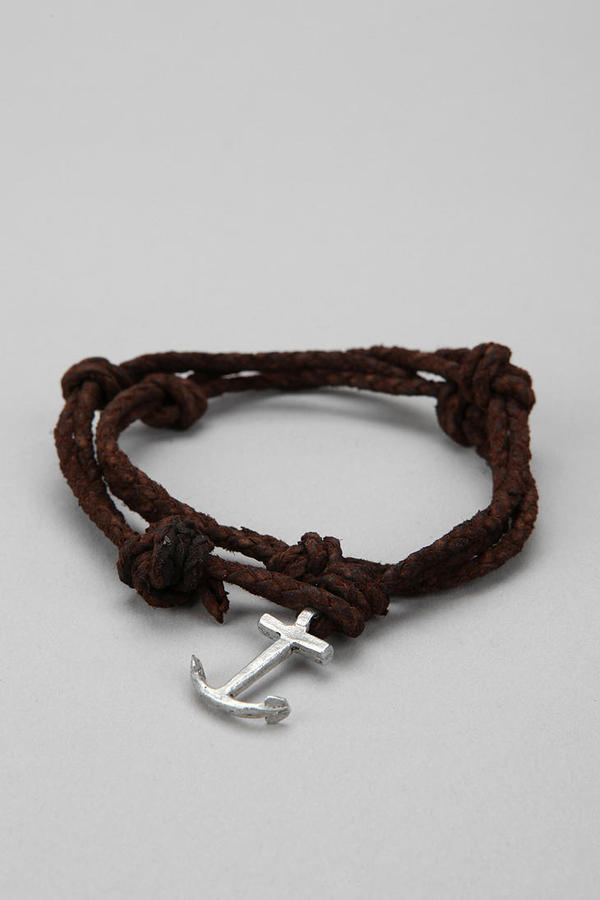Urban Outfitters Nautical Knot Bracelet