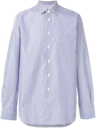 Junya Watanabe pinstripe shirt