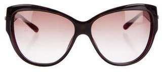 Christian Dior Cannage Gradient Sunglasses
