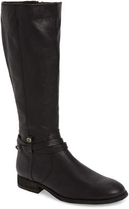 Frye Melissa Belted Knee-High Riding Boot