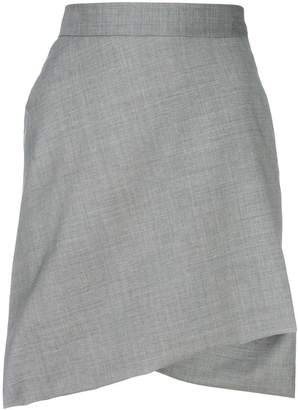 Vivienne Westwood asymmetric mini skirt