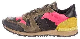 b951d2187c49 Valentino Green Women s Sneakers - ShopStyle