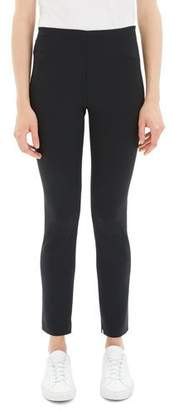 Theory Scuba Knit Skinny Leggings