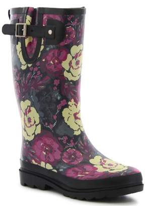 Western Chief Women's Florally Rain Boot