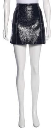 BA&SH Wool Mini Skirt