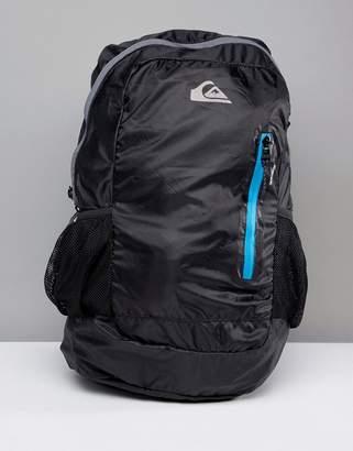 Quiksilver Octo Packable Backpack In Black