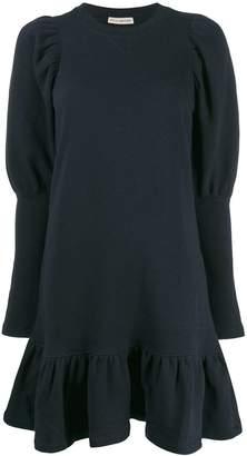 Ulla Johnson puff sleeve knitted dress