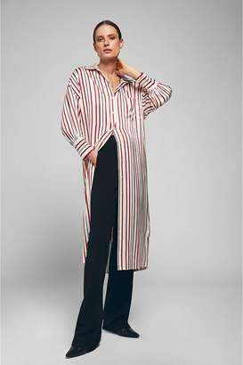 471985de64a Anine Bing Milly Shirt Dress - Multi Stripe