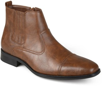 Co Vance Alex Men's Cap-Toe Dress Boots