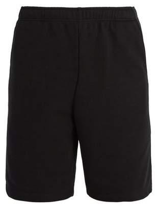Fendi Bag Bugs Print Cotton Blend Jersey Shorts - Mens - Black