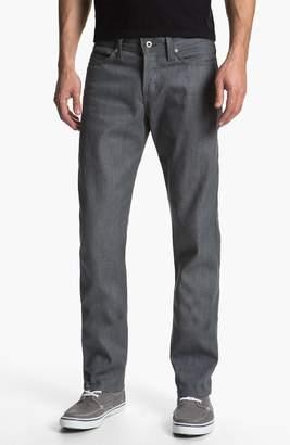 Naked & Famous Denim Weird Guy Slim Fit Selvedge Jeans
