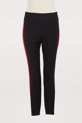 Alexander McQueen Stretch wool trousers