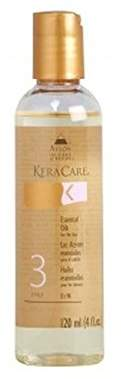 KeraCare by Avlon Essential Oils For The Hair (120ml) (Pack of 4)