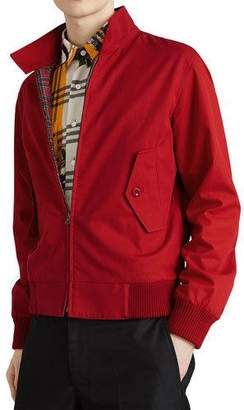 Burberry Men's Dalham Cotton Jacket