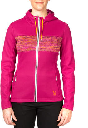 Spyder Soiree Hoodie Mid-Weight Core Sweater