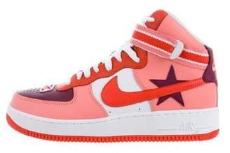 Nike Riccardo Tisci x Force 1 Hi Sneakers w/ Tags