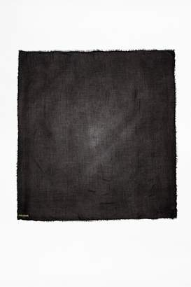 Zadig & Voltaire New Anae Scarf