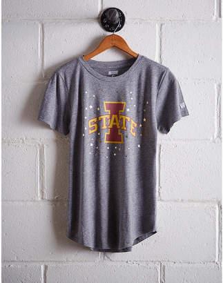 Tailgate Women's Iowa State Foil Star T-Shirt
