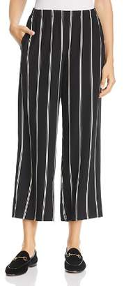 Eileen Fisher Striped Wide-Leg Pants