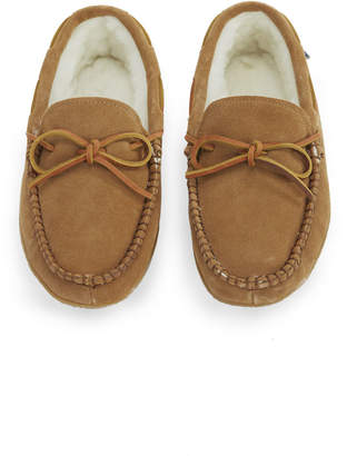 15194a221e2 Shearling Lined Men s Slippers - ShopStyle